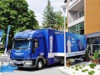 lékařský kamion
