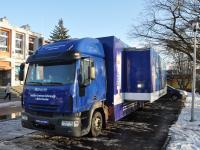 medical truck pronájem